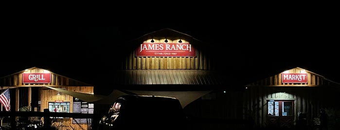 James Ranch is one of Opp dumbo drop.