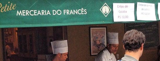 Mercearia do Francês is one of SP BURGER FEST.
