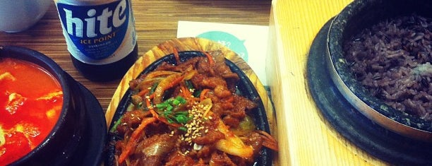 두부마을 is one of Best of BlogTO Food Pt. 1.