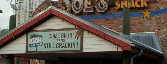 Joe's Crab Shack - Temporarily Closed is one of Austin.