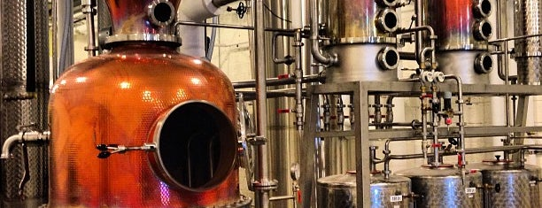New Columbia Distillers is one of DC - Distilleries.