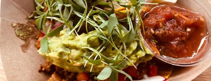 Jajaja Plantas Mexicana is one of Best Vegetarian.
