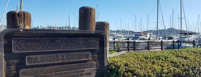 Pelican Harbor is one of SF.