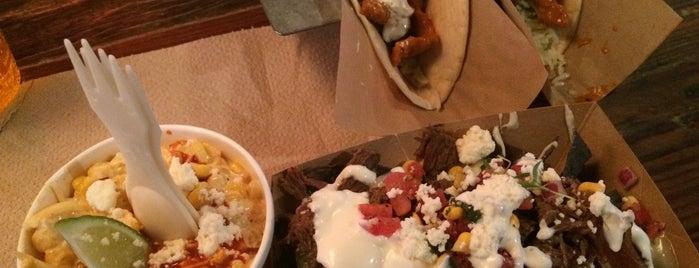 Velvet Taco is one of Gr8 Vegan Veggie Spots in DFW.