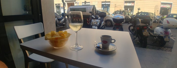 Bar Testaccino is one of Rome.