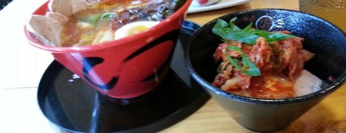Maruko Japanese Ramen is one of Foodie Love in Vancouver.