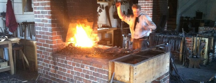 Anderson Blacksmith Shop is one of Lugares favoritos de IS.