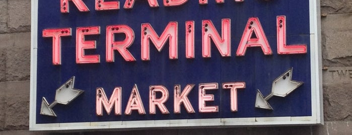 Reading Terminal Market is one of Philadelphia.