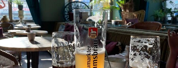 NENI München is one of สถานที่ที่บันทึกไว้ของ Brigitte.