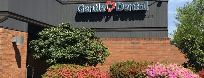 Gentle Dental North Eugene is one of Sandraさんの保存済みスポット.
