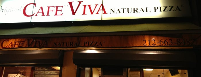 Cafe Viva Gourmet Pizza is one of Healthy food.