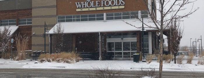 Whole Foods Market is one of Orte, die Ryan gefallen.