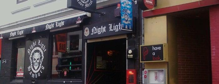 Night Light is one of Ausgehen in Hamburg.