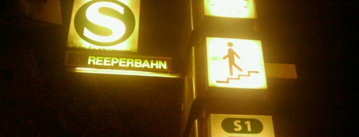 Reeperbahn is one of Best of Hamburg.