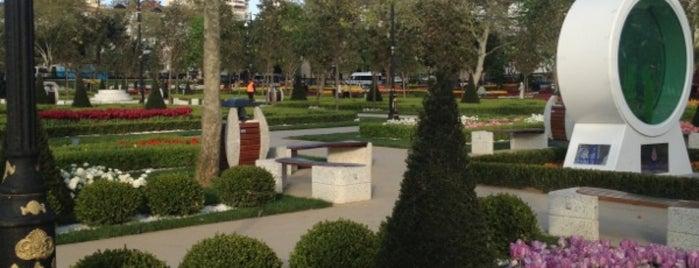 Göztepe 60. Yıl Parkı is one of Gezme.