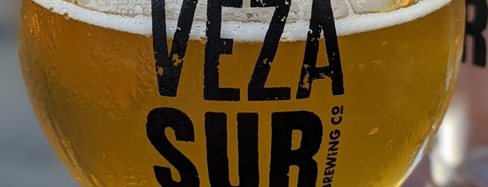 Veza Sur Brewing Co. is one of Bienvenidos a Miami.