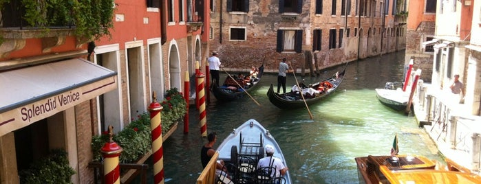 Starhotels Splendid Venice is one of Posti che sono piaciuti a Olga.