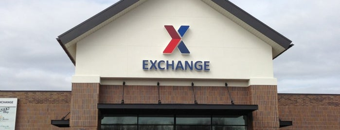 AAFES BX/PX is one of Latonia's Liked Places.
