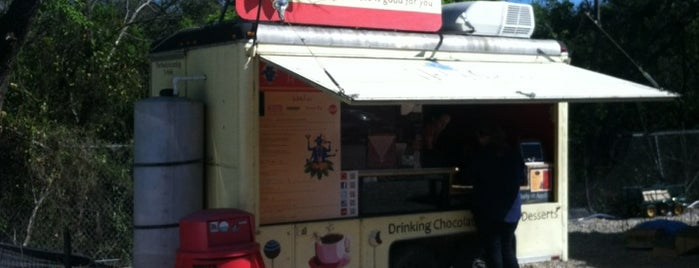 Holy Cacao is one of Food Trucks.