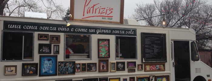 Patrizi's is one of Austin Tejas.