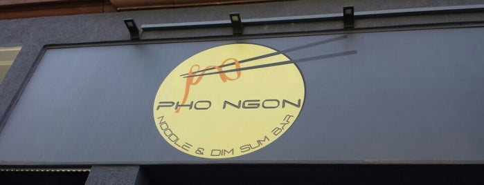 Pho Ngon is one of Pizza Ffm.