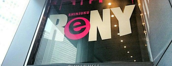 Shinjuku ReNY is one of Japón.
