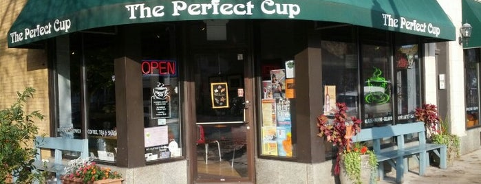 The Perfect Cup is one of Coffee Shops.