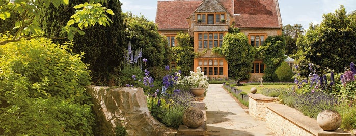 Belmond Le Manoir aux Quat'Saisons is one of Discover Belmond.