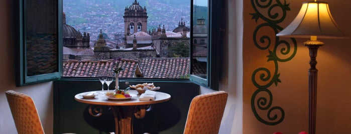 Belmond Hotel Monasterio is one of Discover Belmond.