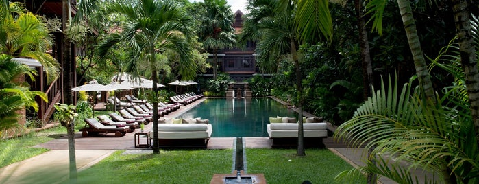 Belmond La Residence d'Angkor is one of Discover Belmond.