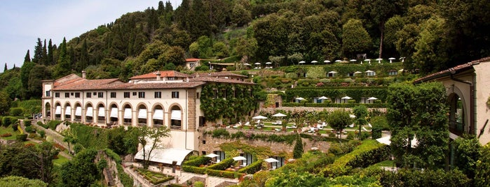 Belmond Villa San Michele is one of Discover Belmond.