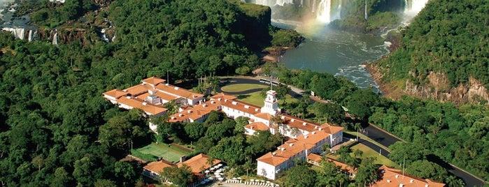 Belmond Hotel das Cataratas is one of Discover Belmond.