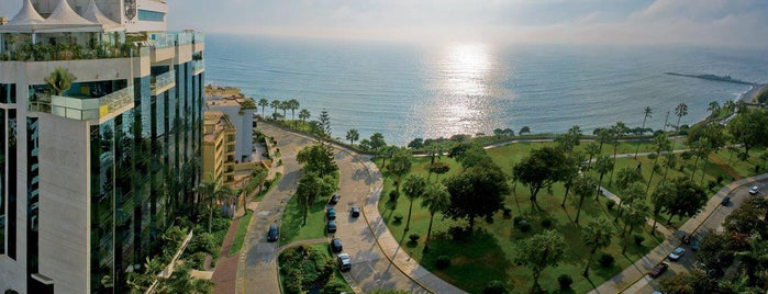 Belmond Miraflores Park is one of Discover Belmond.
