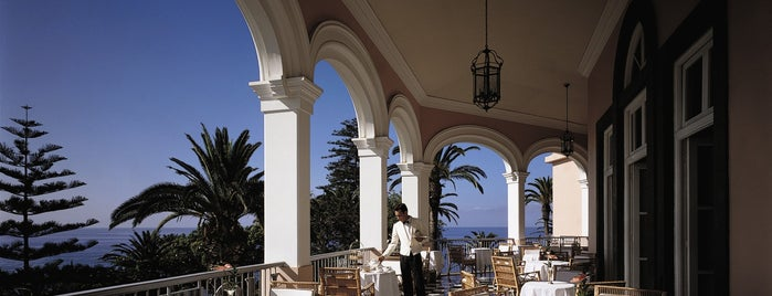 Belmond Reid's Palace is one of Discover Belmond.