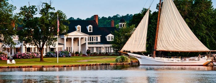 Inn at Perry Cabin is one of Discover Belmond.