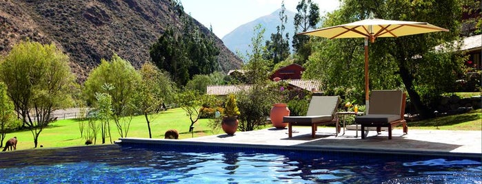 Belmond Hotel Rio Sagrado is one of Discover Belmond.