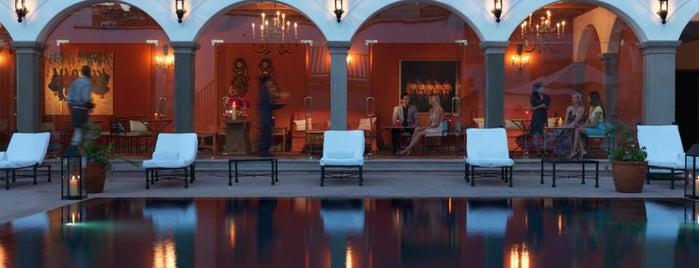 Belmond Palacio Nazarenas is one of Discover Belmond.