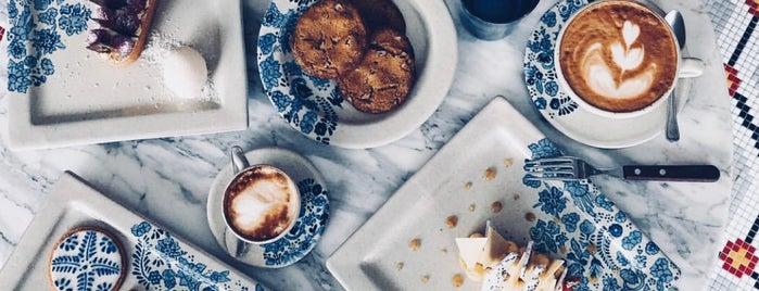 Café Azul Talavera is one of Katia'nın Beğendiği Mekanlar.