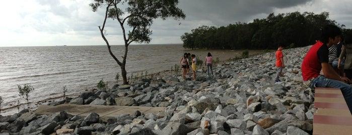 Pontian Seaside is one of Neu Tea's Nav.