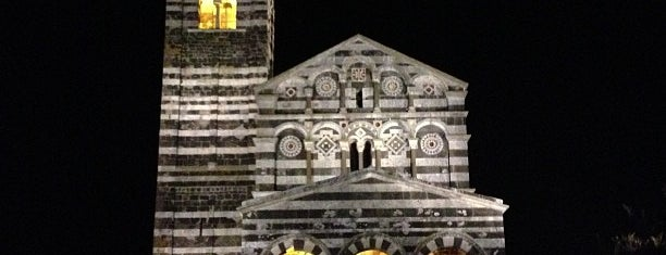 Santissima Trinita di Saccargia is one of Martinaさんのお気に入りスポット.