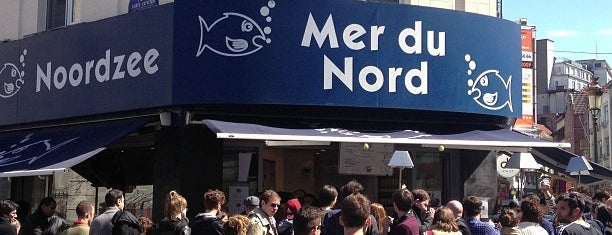 La Mer du Nord is one of Belgien.