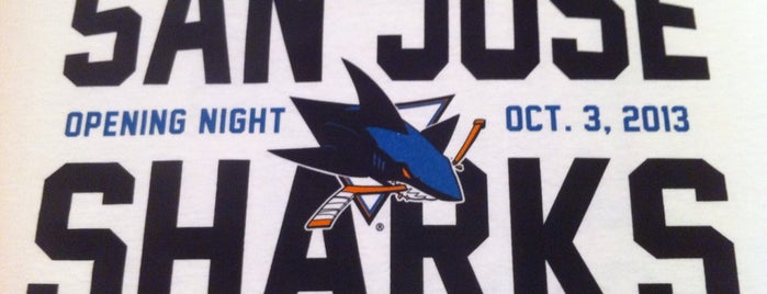 SAP Center at San Jose is one of Sporting Venues....