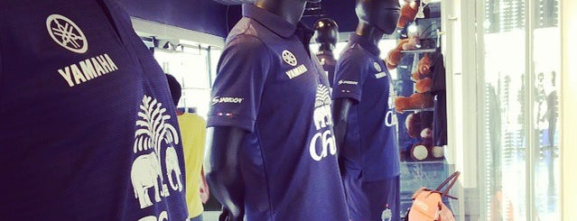 Buriram United Mega Store is one of Posti che sono piaciuti a Yodpha.