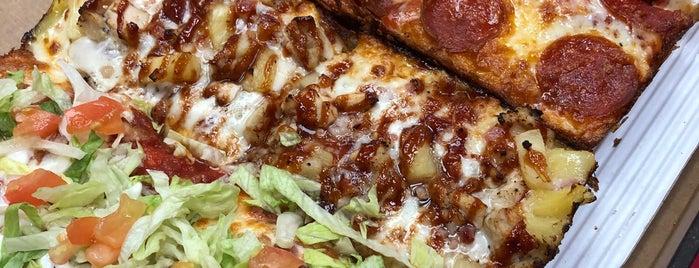 Jet's Pizza is one of Lieux sauvegardés par Amber.