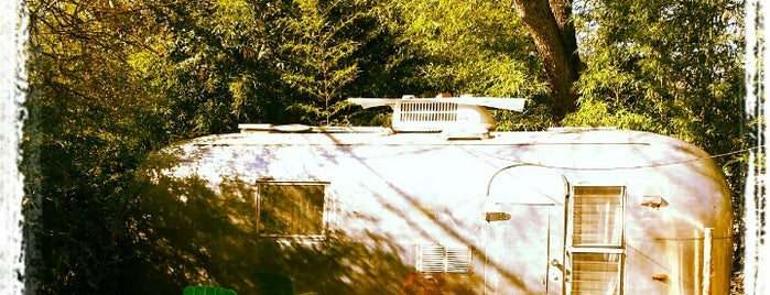 The Austinville Airstream is one of Austin.