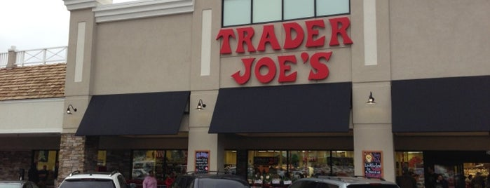 Trader Joe's is one of The Boro.