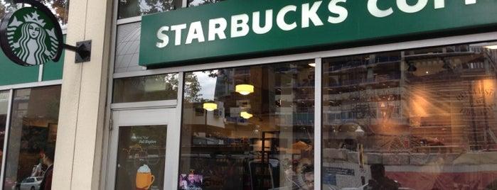 Starbucks is one of kazahelさんの保存済みスポット.