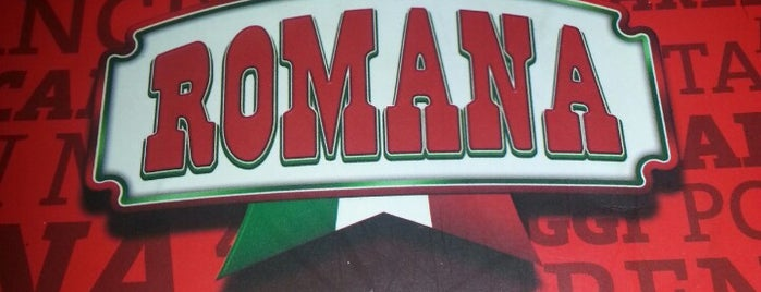 Pizza Romana is one of Lugares favoritos de Derlys F..