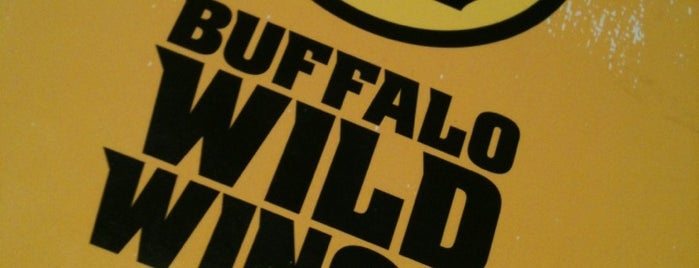 Buffalo Wild Wings is one of Posti che sono piaciuti a Thomas.