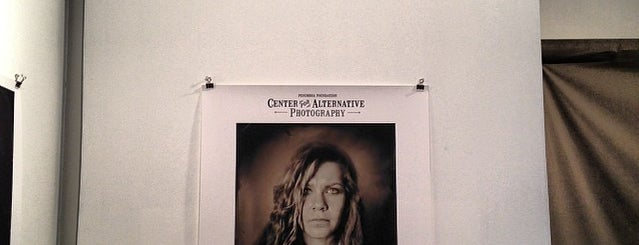 The Center For Alternative Photography is one of Murray Hill.